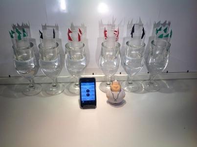 第一视频通过:鬼魅般的超距作用, 6比尔森啤酒眼镜之(2)